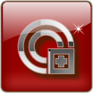 square glass icon